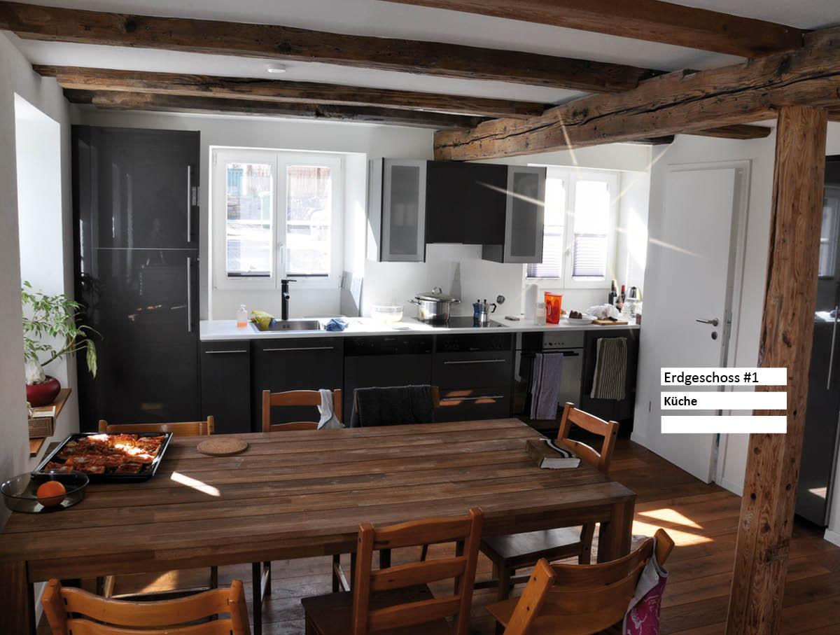 Hochwertig Raumquadrat GmbH   Architektur Und Design   Sanierung Stöckli   Reitnau