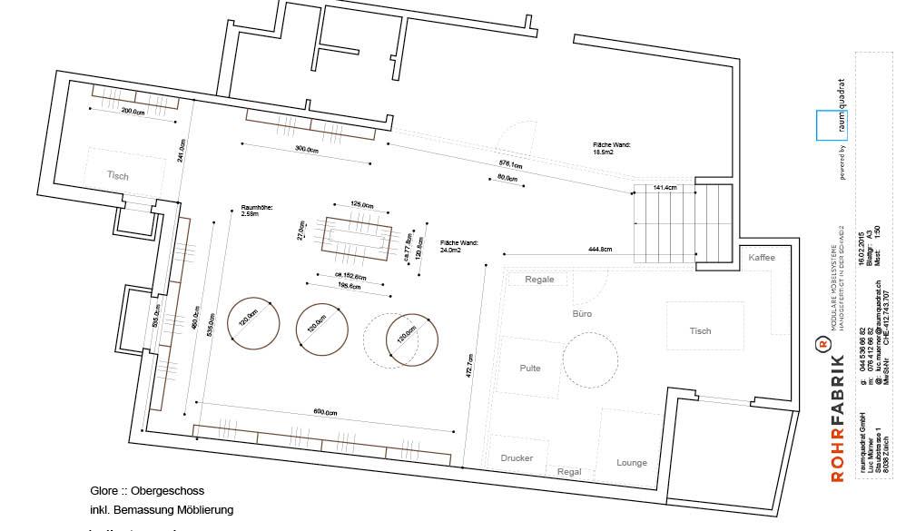 Raumquadrat Gmbh Architektur Und Design Glore Fashion Store Luzern Lu